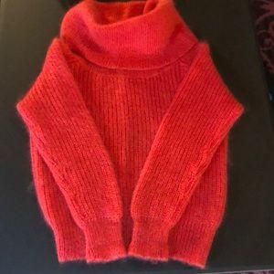 Moda International sweater Petite Small